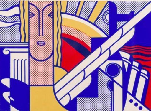 Roy LICHTENSTEIN - Stampa Multiplo - Modern Art