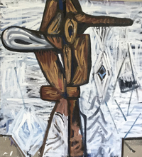 William MACKENDREE - Painting - ohne Titel