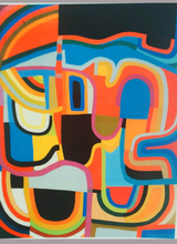 Alberto BURRI - Print-Multiple - Trittico E
