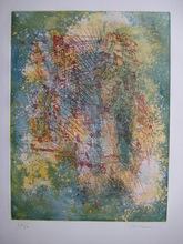 Camille BRYEN - Print-Multiple - GRAVURE SIGNÉE CRAYON NUM/50 HANDSIGNED NUMB ETCHING