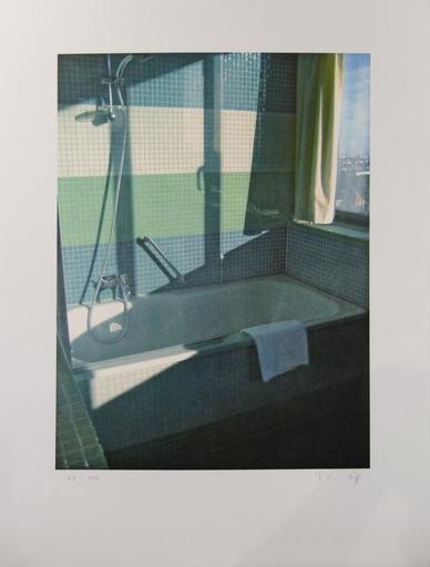 托马斯·鲁夫 - 版画 - s.t.