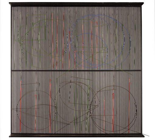 Jesús Rafael SOTO - Skulptur Volumen - Arabescos de color