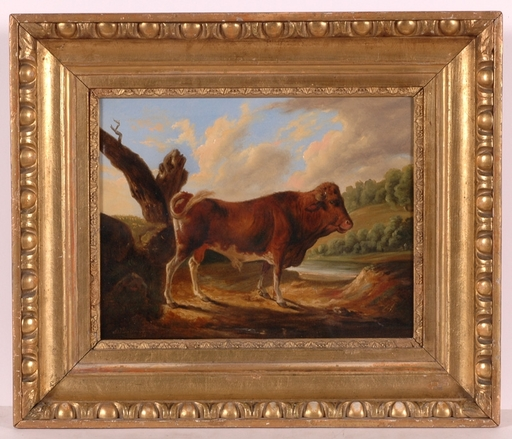 Alexander Johann DALLINGER VON DALLING - 绘画 - Oil on Canvas, 1836