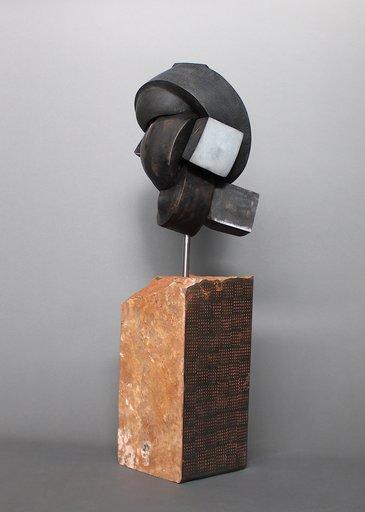 Lluis CERA I BERNAD - 雕塑 - Soul Brothers