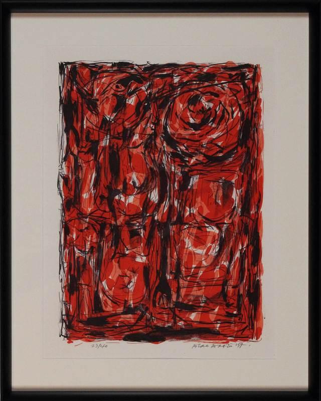 Piero DORAZIO - Print-Multiple - Untitled