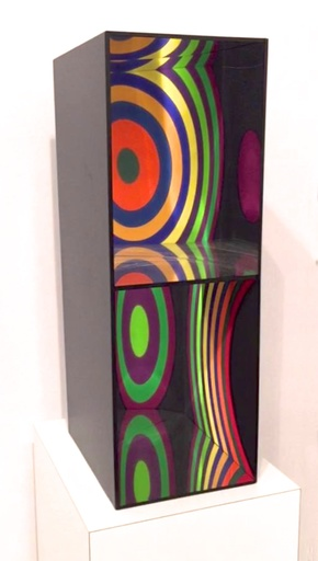 Julio LE PARC - Scultura Volume - Cercles par deplacement