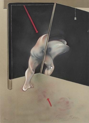 弗朗西斯•培根 - 版画 - Logique de la Sensation