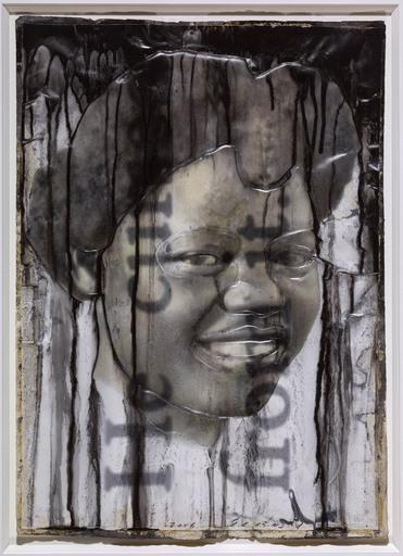 乔玛·帕兰萨 - 水彩作品 - Autorretrato LVIII