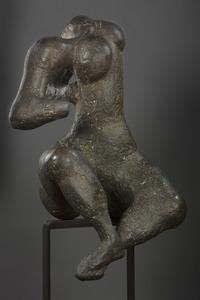 Luciano MINGUZZI - Sculpture-Volume - Il contorsionista