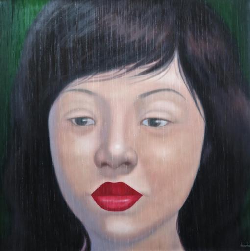 Jo CHANCHAI - Painting - Eastern Beauties XXIII