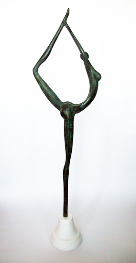 Levan BUJIASHVILI - Sculpture-Volume - Grace # 2