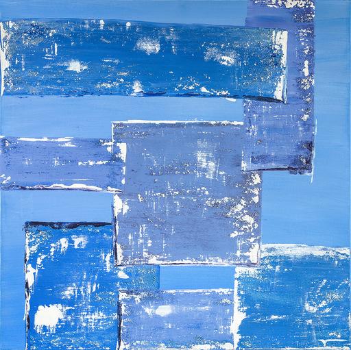 Marie-Anne DECAMP - Pittura - Feeling Blue