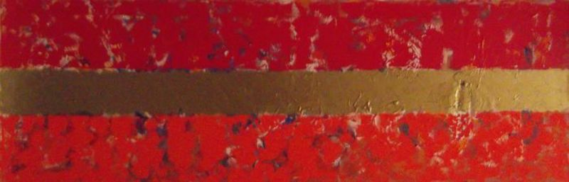"""Carlo ANNESANTI - Painting - """"Concetto materico bidimensionale"""""""