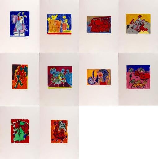 CORNEILLE - Print-Multiple - Portfolio