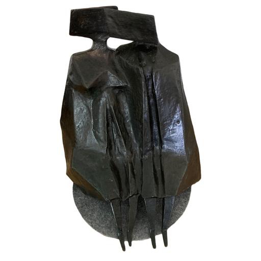 Lynn Russell CHADWICK - Skulptur Volumen - Sitting Couple