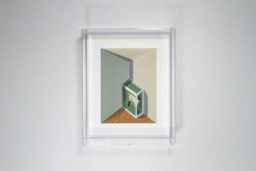 Patrick HUGHES - Print-Multiple - Sheep