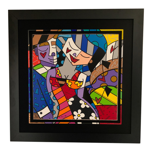 Romero BRITTO - Print-Multiple - Tonight