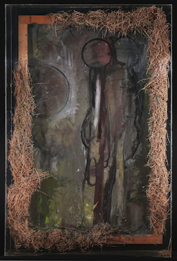 Siegfried ANZINGER - Pintura - SENZA TITOLO