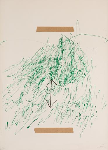 安东尼•塔皮埃斯 - 版画 - POEMS FROM CATALAN