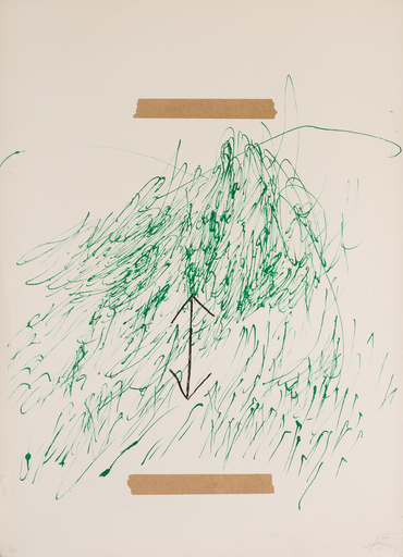 Antoni TAPIES - Stampa Multiplo - POEMS FROM CATALAN