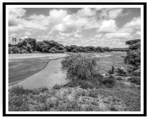 Mario MARINO - Photography - River, Africa. 2018.