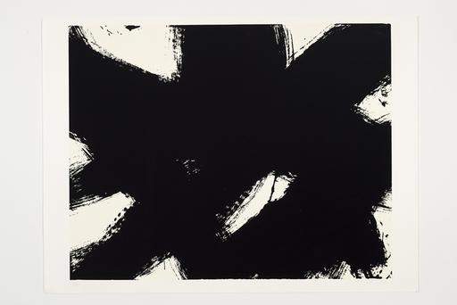 Guido MOLINARI - Print-Multiple - Sans titre