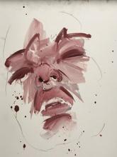 Philippe PASQUA - Peinture - étude