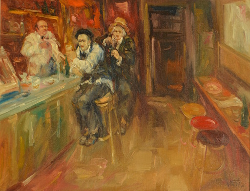Moshe CHAUSKI - 绘画