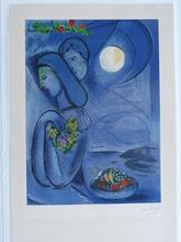 Marc CHAGALL (1887-1985) - ST. JEAN CAP-FERRAT