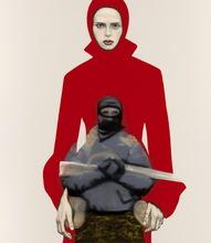 Sandra ACKERMANN - Pintura - Taub in der Stille