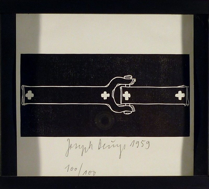 Joseph BEUYS - Estampe-Multiple - Kettenglied