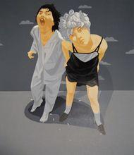 GUO Wei - Print-Multiple - Chambre Avec Nuage