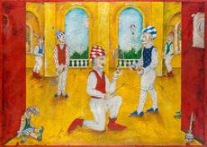 Vasily KAFANOV - Painting - Squash