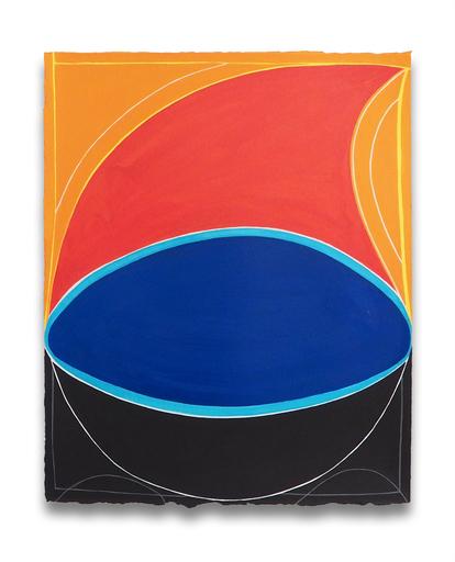 Jessica SNOW - Gemälde - Gravitational Wave