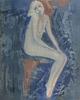 Jacob GILDOR - Print-Multiple - Floating Nude