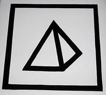 Sol LEWITT - Céramique - sans titre,1984