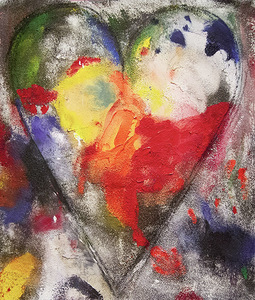 Jim DINE, Teeth and Lips