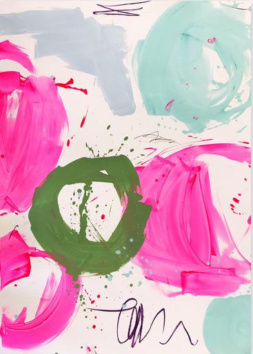 Manuela Karin KNAUT - 绘画 - Dashing into the day 3