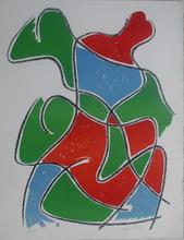 MAN RAY - Estampe-Multiple - The Figure