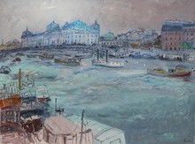 Jean FUSARO - Painting - ORSAY