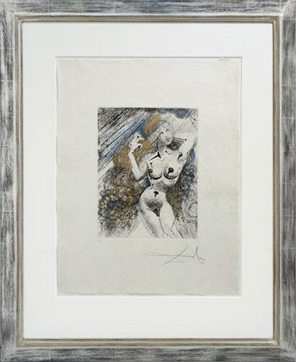 Salvador DALI - Print-Multiple - Marilyn