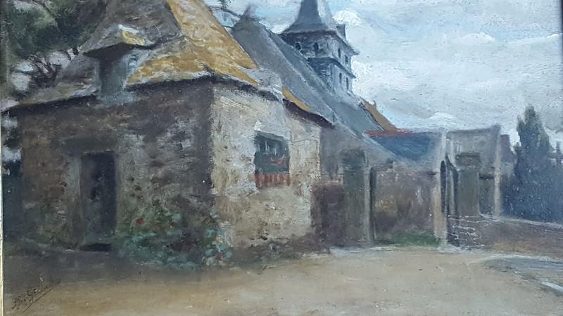 Arthur GILBERT - Painting