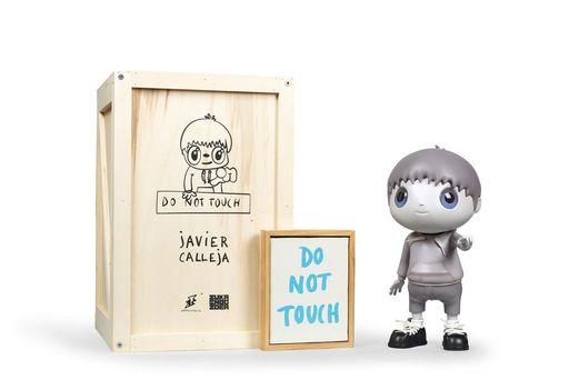 Javier CALLEJA - Escultura - Do Not Touch.