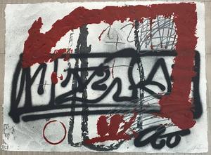 Antoni TAPIES - Print-Multiple - Carmi 1