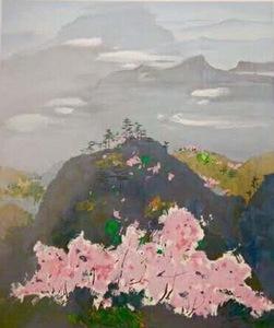 吴冠中 - 版画 - Untitled