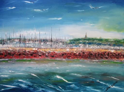 Didier DOIGNON - Pintura - Port de St Malo