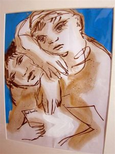 Michel SURET-CANALE - Peinture - MSC07