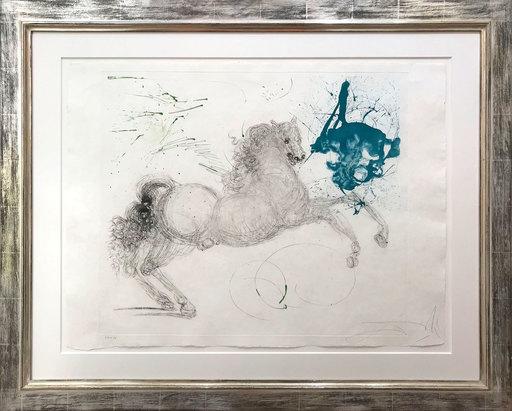 萨尔瓦多·达利 - 版画 - Pegasus