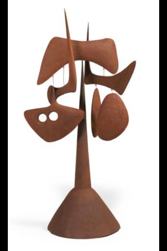 Philippe HIQUILY - Skulptur Volumen - Chen San