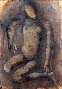Pavel TCHELITCHEW, Nude